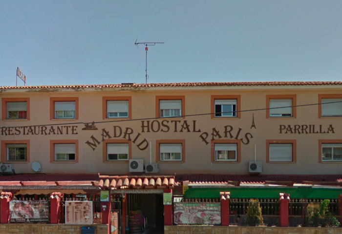 Hostal Madrid-París Buitrago del Lozoya