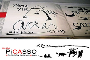 Banner Museo Picasso Buitrago 300